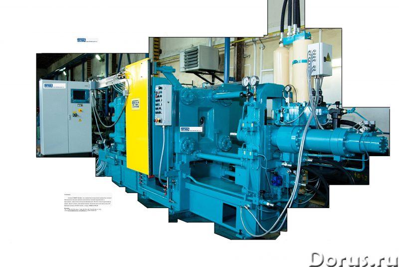 Литье под давлением - Промышленное оборудование - Компания FOMART Slovakia, spol. s r.o. Тел. / факс..., фото 1