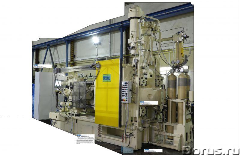 Литье под давлением - Промышленное оборудование - Компания FOMART Slovakia, spol. s r.o. Тел. / факс..., фото 2