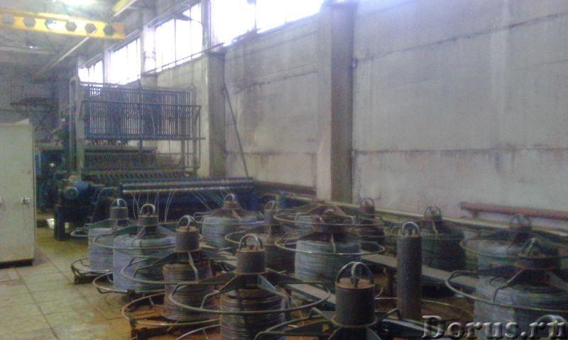 Линии по производству сварной сетки и рабицы - Продажа и покупка бизнеса - Продаётся бизнес под ключ..., фото 1
