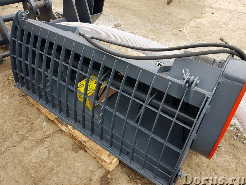 Ковш-смеситель (бетономешалка) на экскаватор-погрузчик - Запчасти и аксессуары - Ковш-бетономешалка..., фото 1