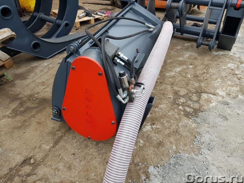 Ковш-смеситель (бетономешалка) на экскаватор-погрузчик - Запчасти и аксессуары - Ковш-бетономешалка..., фото 2