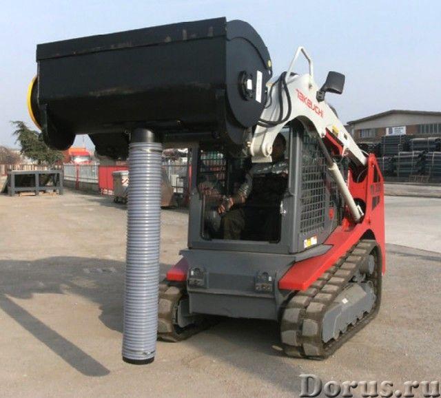 Ковш-смеситель (бетономешалка) на экскаватор-погрузчик - Запчасти и аксессуары - Ковш-бетономешалка..., фото 3