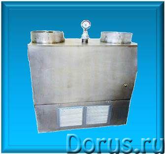 Оборудование для очистки воздуха. гидрофильтры. искрогасители - Промышленное оборудование - Компания..., фото 1