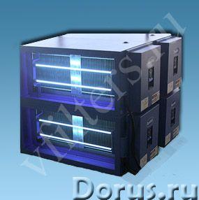 Оборудование для очистки воздуха. гидрофильтры. искрогасители - Промышленное оборудование - Компания..., фото 2