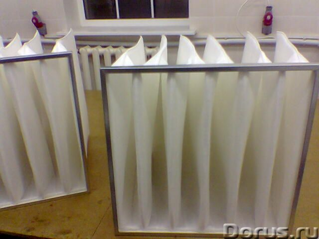 Оборудование для очистки воздуха. гидрофильтры. искрогасители - Промышленное оборудование - Компания..., фото 3