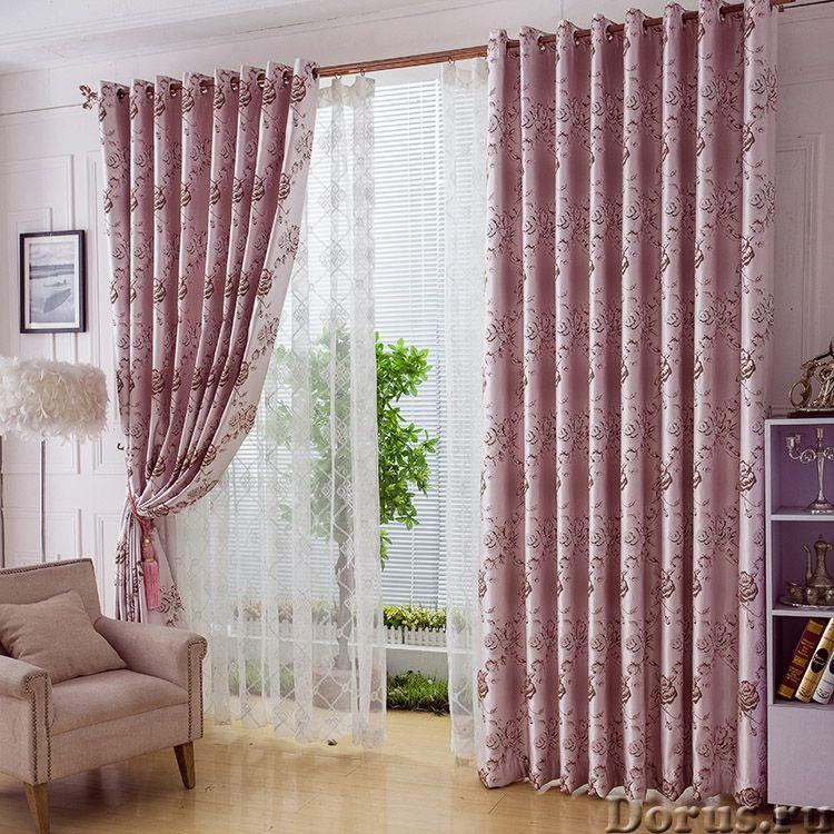 Пошив штор на люверсах - Товары для дома - Пошив штор с лювервами из тканей наших каталогов или из т..., фото 4