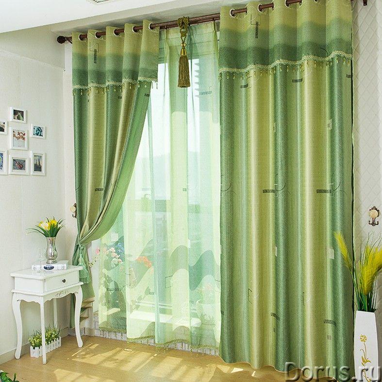Пошив штор на люверсах - Товары для дома - Пошив штор с лювервами из тканей наших каталогов или из т..., фото 5