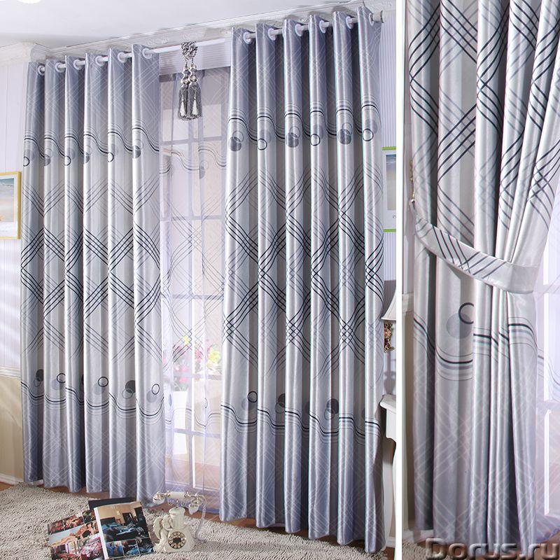 Пошив штор на люверсах - Товары для дома - Пошив штор с лювервами из тканей наших каталогов или из т..., фото 10