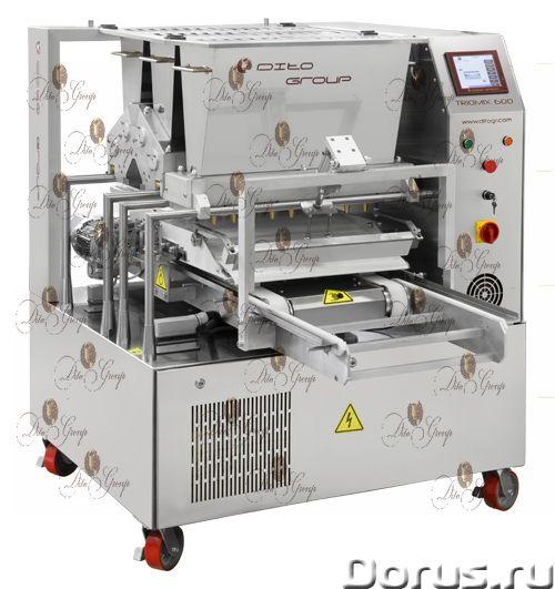 Трёхбункерная тестоотсадочная машина Triomix - Промышленное оборудование - Компания DITOGROUP готова..., фото 2