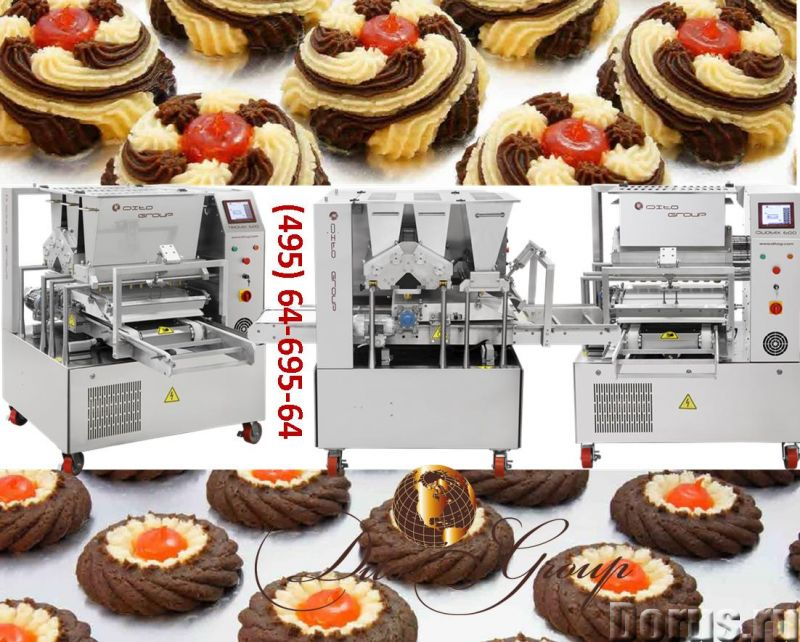 Оборудование кондитерское и хлебобулочное - Промышленное оборудование - Компания «DITO GROUP » являе..., фото 1