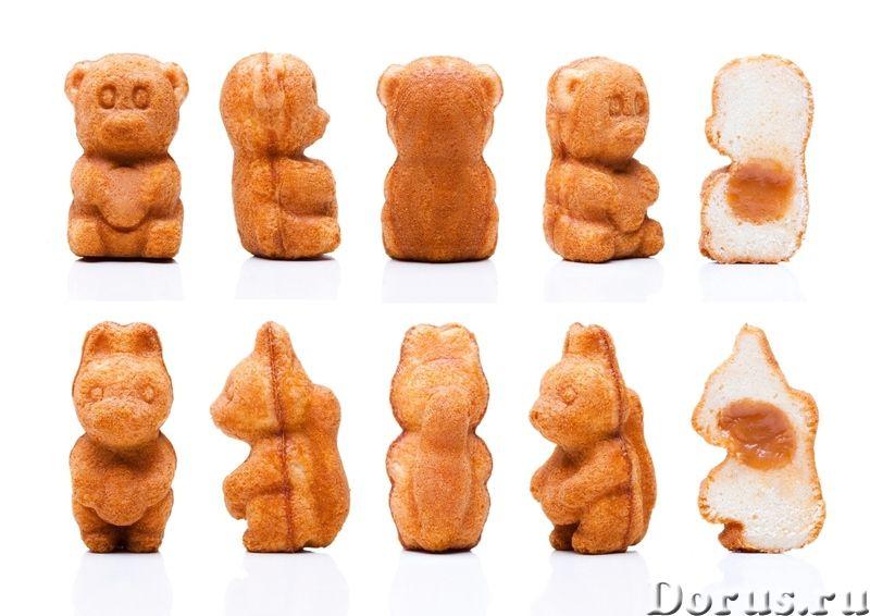 Автоматическая линия для производства бисквитных кексов - Промышленное оборудование - Специальное пр..., фото 3