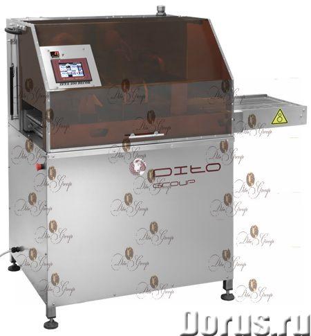 Глазировочная машина ZETA 400 машина для глазирования, декорирования - Промышленное оборудование - М..., фото 2