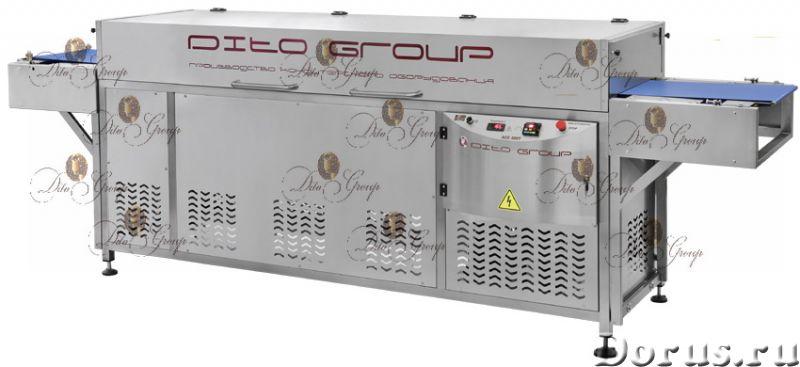 Конвейер охлаждающий ACE 400Т - Промышленное оборудование - Конвейер охлаждающий предназначен для ав..., фото 1