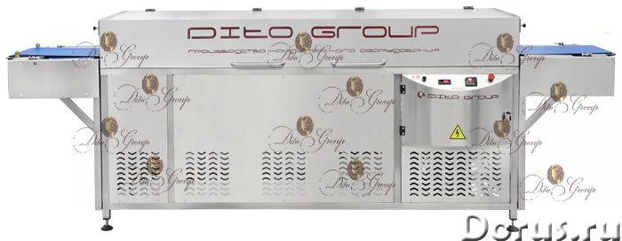 Конвейер охлаждающий ACE 400Т - Промышленное оборудование - Конвейер охлаждающий предназначен для ав..., фото 2
