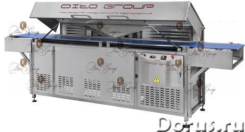 Конвейер охлаждающий ACE 400Т - Промышленное оборудование - Конвейер охлаждающий предназначен для ав..., фото 3