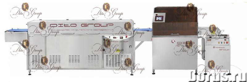 Конвейер охлаждающий ACE 400Т - Промышленное оборудование - Конвейер охлаждающий предназначен для ав..., фото 4