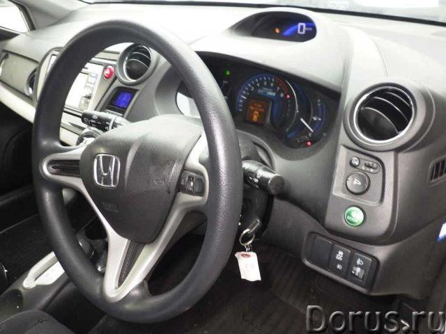Хэтчбек гибрид HONDA INSIGHT EXCLUSIVE кузов лифтбек ZE2 - Легковые автомобили - Хэтчбек гибрид HOND..., фото 7