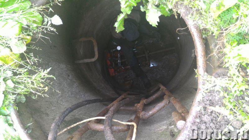 Бестраншейная замена канализации, водостоков, ремонт выпусков - Строительные услуги - Ремонт наружны..., фото 1