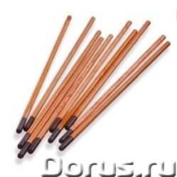 Угольные электроды CARBON д 8,0 мм - Сварочное оборудование - Угольные электроды CARBON д 8,0 мм исп..., фото 1
