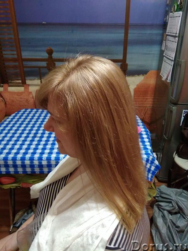 Парикмахер с выездом по Москве и у себя дома - Косметические услуги - Парикмахер с большим опытом ра..., фото 10