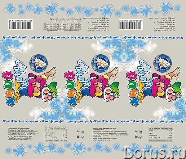Производство пищевой упаковки БОПП - Тара и упаковка - Полиграфическое объединение Энтерфлекс произв..., фото 1