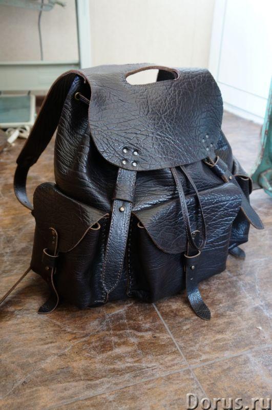Изготовление сумок - Аксессуары - Ателье предлагает изготовление сумок, рюкзаков и другой кожгаланте..., фото 1