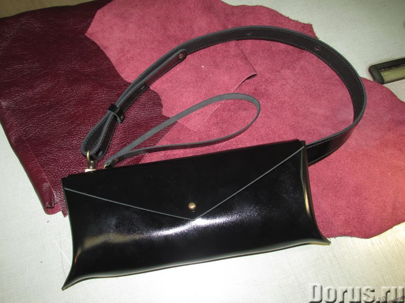 Изготовление сумок - Аксессуары - Ателье предлагает изготовление сумок, рюкзаков и другой кожгаланте..., фото 3