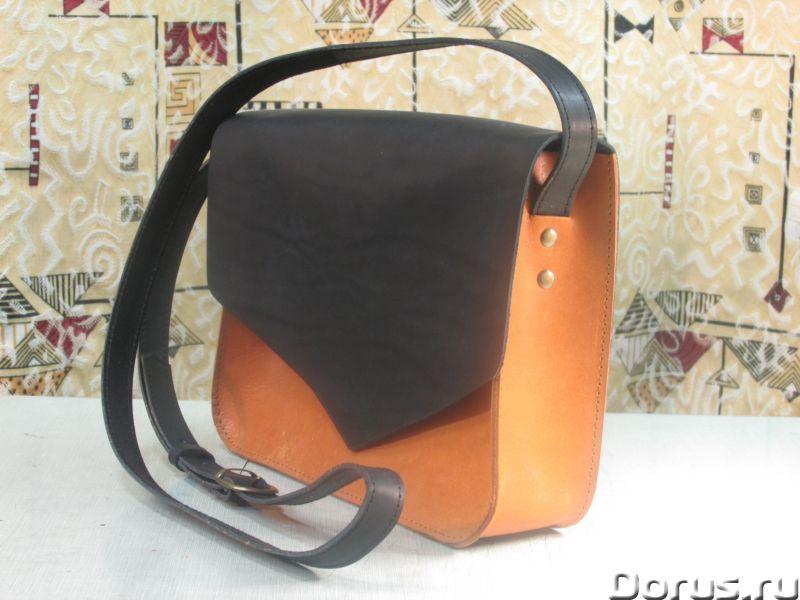 Изготовление сумок - Аксессуары - Ателье предлагает изготовление сумок, рюкзаков и другой кожгаланте..., фото 7