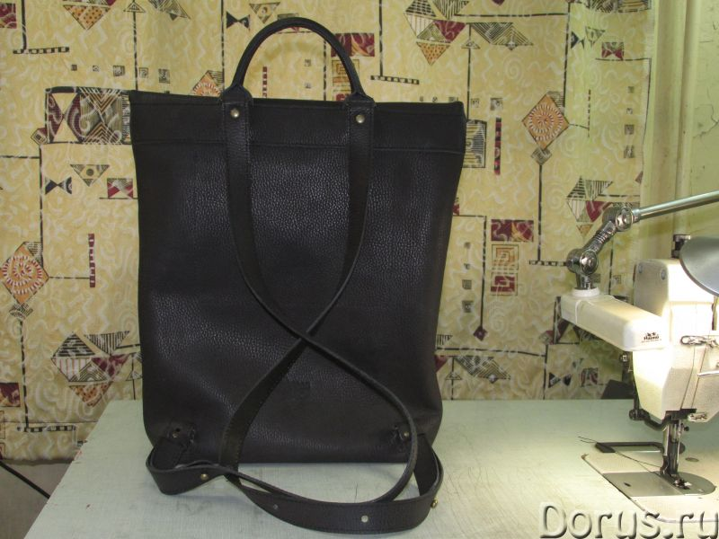 Изготовление сумок - Аксессуары - Ателье предлагает изготовление сумок, рюкзаков и другой кожгаланте..., фото 9