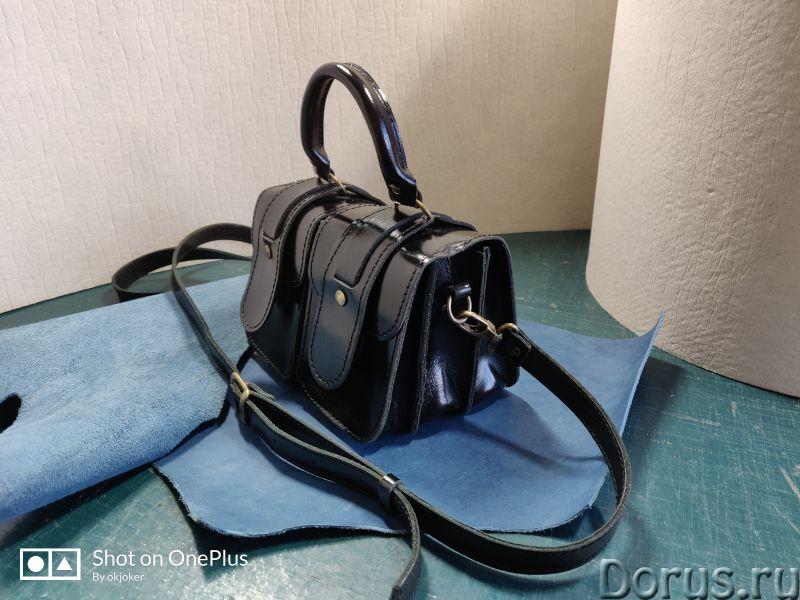 Изготовление сумок - Аксессуары - Ателье предлагает изготовление сумок, рюкзаков и другой кожгаланте..., фото 10