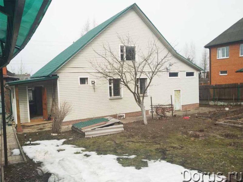 Дом 135 квм на участке 10 соток на берегу реки 20 км МКАД - Дома, коттеджи и дачи - Кирпичный дом 13..., фото 1