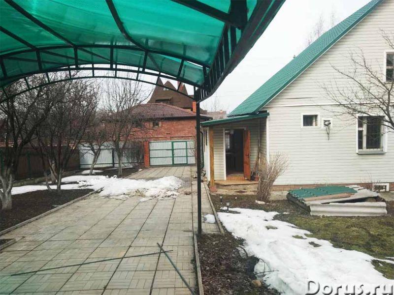Дом 135 квм на участке 10 соток на берегу реки 20 км МКАД - Дома, коттеджи и дачи - Кирпичный дом 13..., фото 3