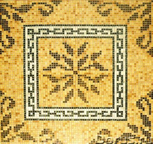 Мозаичные ковры из натурального камня - Дизайн и архитектура - Имеются в продаже готовые мозаичные к..., фото 6