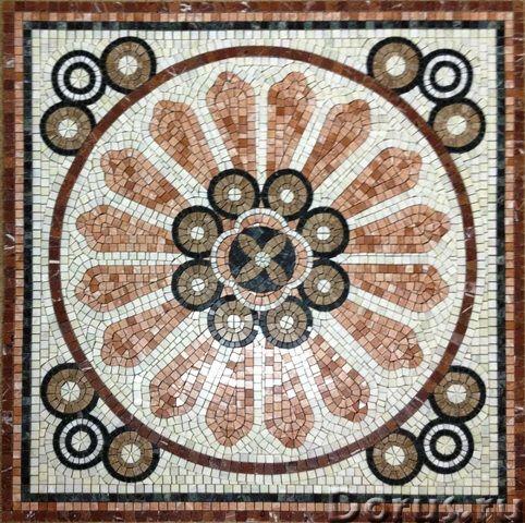 Мозаичные ковры из натурального камня - Дизайн и архитектура - Имеются в продаже готовые мозаичные к..., фото 9