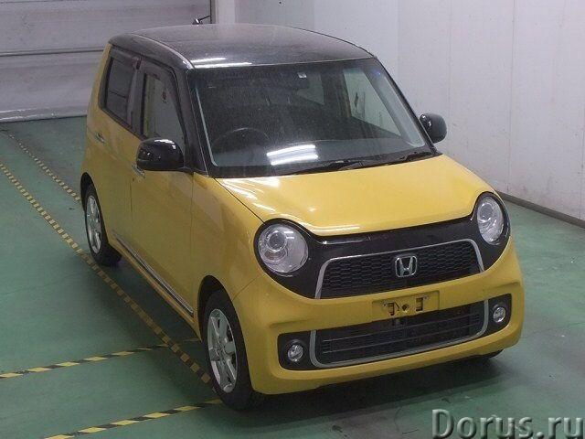 Хэтчбек HONDA N ONE кузов JG1 - Легковые автомобили - Хэтчбек HONDA N ONE кузов JG1 модификация Prem..., фото 1