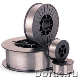 Алюминиевая сварочная проволока MIG ER-4043 (AlSi5) Св-АК5 ф 1,0 мм 6,0 кг (D300) - Сварочное оборуд..., фото 1