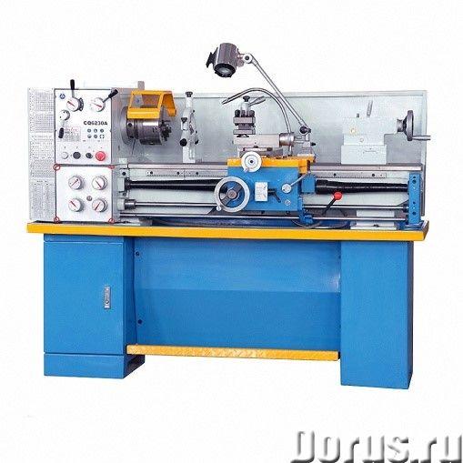 CQ6230A токарный станок, макс р-ры заготовки 310750/910/1000 мм - Промышленное оборудование - • Масс..., фото 1