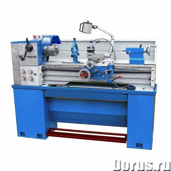 CQ6236G токарный станок, макс р-ры заготовки 330750-1000 мм - Промышленное оборудование - • Массивна..., фото 1