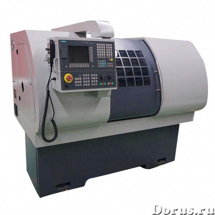 CK6432A токарный станок с ЧПУ, макс р-ры заготовки 360500-750 мм - Промышленное оборудование - • Мас..., фото 1