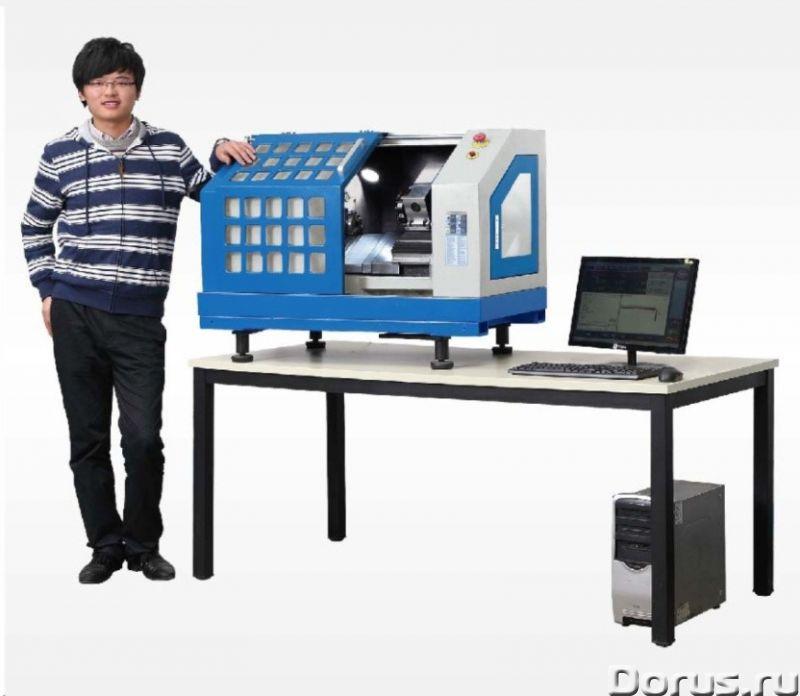 IKC4S-SIEG — Токарный станок с ЧПУ - Промышленное оборудование - • Данный станок применяется для обр..., фото 1