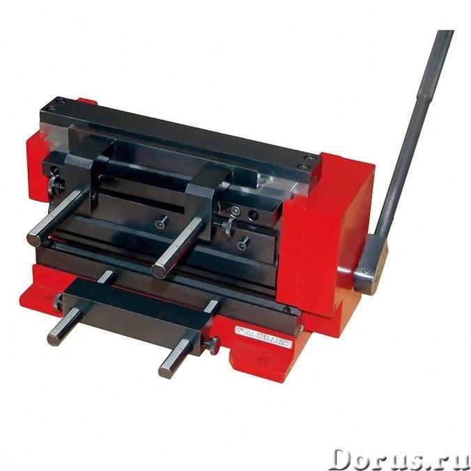 20002 Ручной листогибочный станок — макс. заготовка 200 мм - Промышленное оборудование - • 20002 Мин..., фото 1