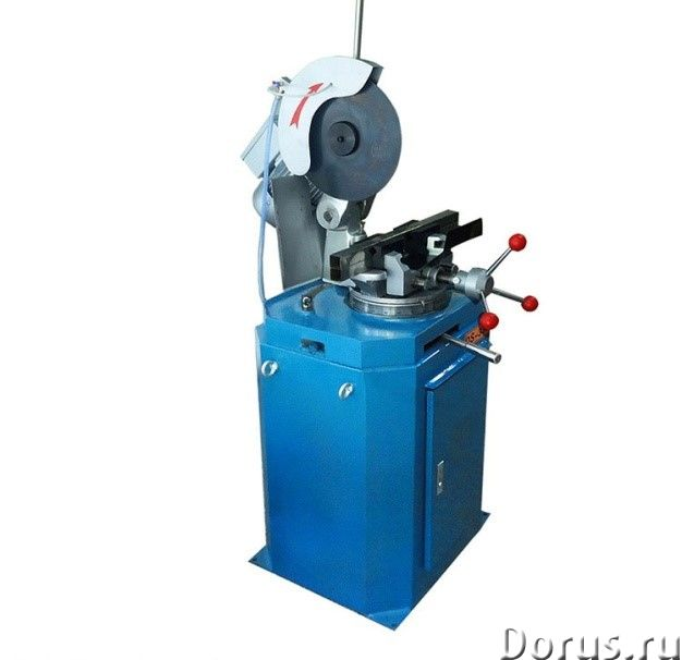 DS-330 Маятниковая пила мощ. 1.8 кВт, диска 325 мм - Промышленное оборудование - • Маятниковая пила..., фото 1