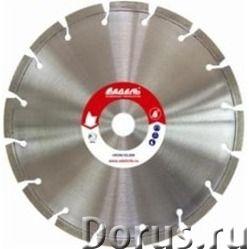 Алмазный круг LH230/22,2AG - Строительный инструмент - Диаметр диска 230 мм Сегментов 16 шт Алмазный..., фото 1
