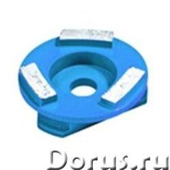 Фреза алмазная GFB 3 (мокрый рез) - Промышленное оборудование - Зернистость, мкм 80/60 Глубина царап..., фото 1
