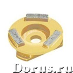 Фреза алмазная GFB 2 (мокрый рез) - Строительный инструмент - Зернистость, мкм 125/100 Глубина царап..., фото 1