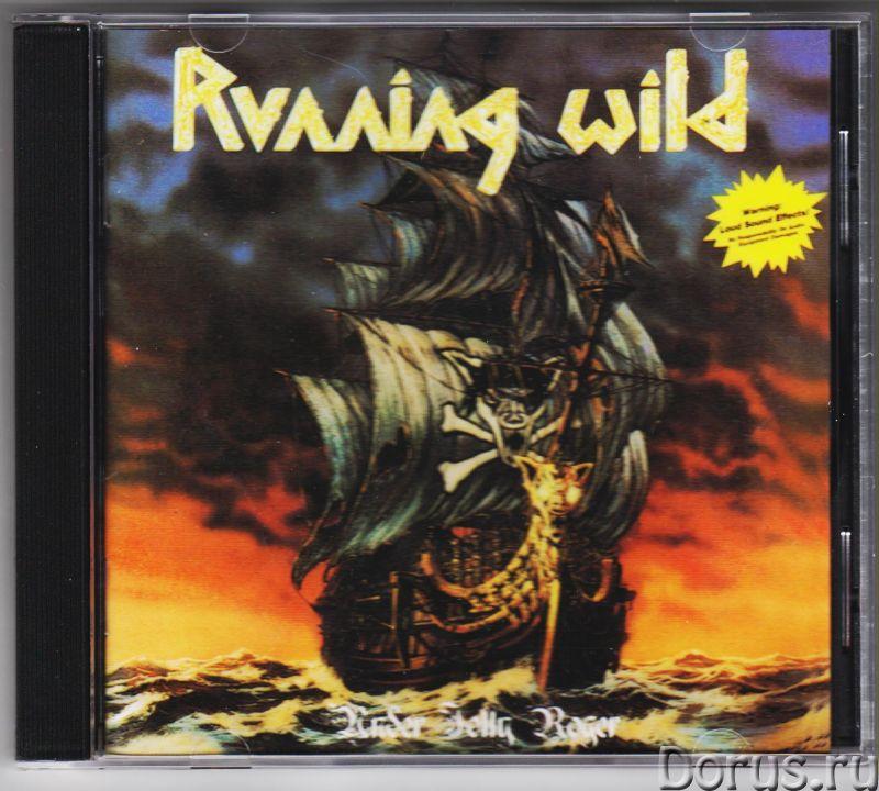 Куплю диски CD metal,rock фирменные,лицензия и наши левые - Диски, кассеты - Куплю диски CD metal,ro..., фото 1