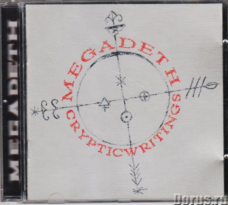 Куплю диски CD metal,rock фирменные,лицензия и наши левые - Диски, кассеты - Куплю диски CD metal,ro..., фото 2