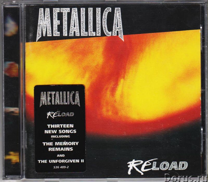 Куплю диски CD metal,rock фирменные,лицензия и наши левые - Диски, кассеты - Куплю диски CD metal,ro..., фото 3