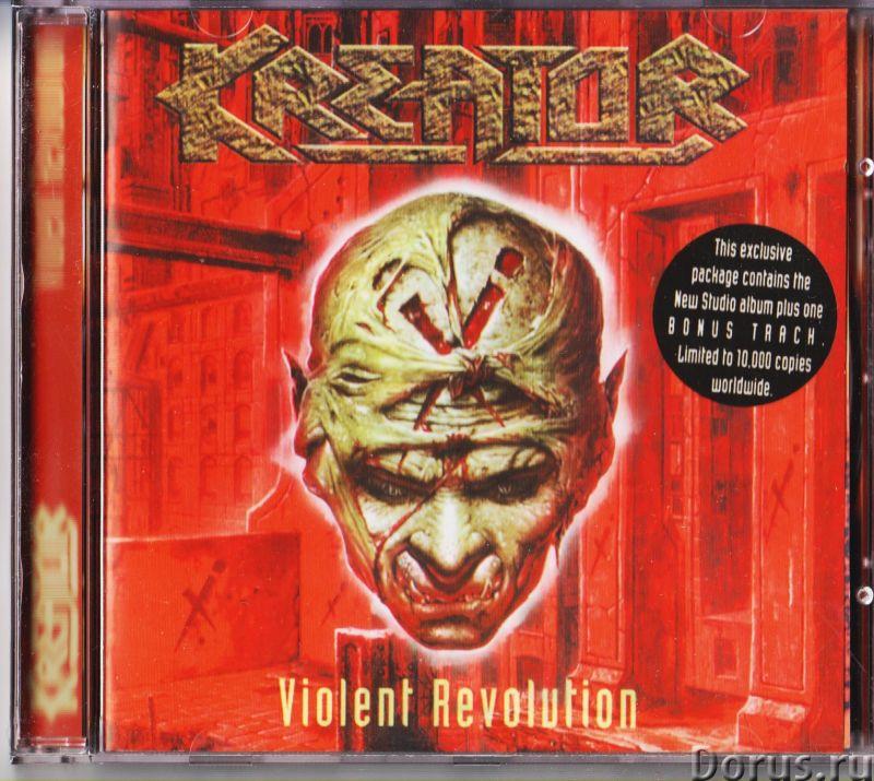 Куплю диски CD metal,rock фирменные,лицензия и наши левые - Диски, кассеты - Куплю диски CD metal,ro..., фото 4