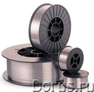 Алюминиевая сварочная проволока MIG ER-5356 (AlMg5) Св-АМг5 ф 0,8 мм 2,0 кг (D200) - Сварочное обору..., фото 1